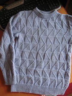 Ravelry: 262 – Choker Sweater pattern by Bergère de France Pullover Design, Handgestrickte Pullover, Sweater Design, Baby Sweater Knitting Pattern, Sweater Knitting Patterns, Knitting Designs, Knit Patterns, Hand Knitted Sweaters, Baby Sweaters
