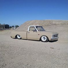 1968 Chevy C10 -  Trucklife