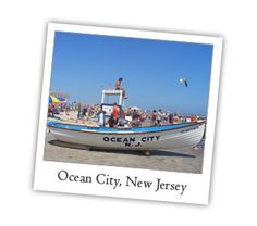 OCNJ - Every July for a week with the family.