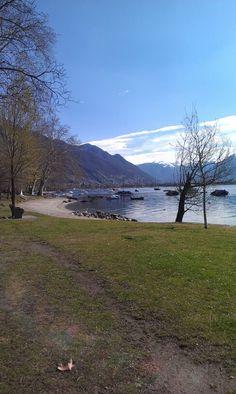 Locarno, Switzerland Switzerland, Mountains, Places, Nature, Travel, Beautiful, Locarno, Naturaleza, Viajes