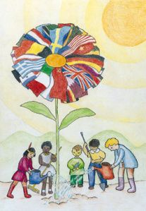 Peace Poster Contest Current WinnersPeace Poster Contest Grand Prize WinnersArt Contest for Kids - Lions International Peace Poster ContestPeace Poster Contest Grand Prize Winners Diversity Poster, Unity In Diversity, Art Drawings For Kids, Art For Kids, Peace Drawing, Peace Poster, Classroom Art Projects, Poster Drawing, Art Competitions