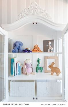 Baby Nursery Toys   Photography by Claire Courtney