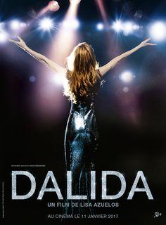 Dalida de L. Azuelos (2017 -Janv.). Très émouvant. et Sveva Alviti ... quelle magnifique actrice ! ;-)