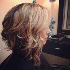 Nuovi stili di capelli all'altezza delle spalle, selezionati per le vostre esigenze di stile e ideali per sfoggiare un nuovo look!
