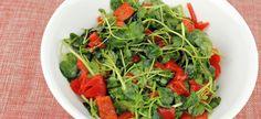 Tasty Watercress Salad
