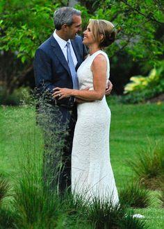 Katie Couric Wedding