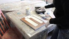 Creating a Smooth Finish with Chalk PaintTM - YouTube