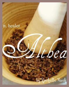 Baby Girl Name: Althea. Meaning: Healer. Origin: Greek. http://www.pinterest.com/vintagedaydream/baby-names/