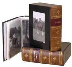 Personalized Photo Album Gift Items - Personalized Gifts - By Mayer Mill at Horse and Hound Gallery