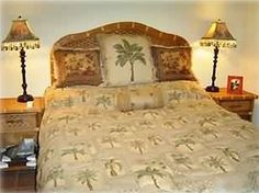 MAY $125/nt Aloha Hale Ocean View Maui Condo Remodeled In Ocean Front  Complex. Palm TreesBedroomTropical DecorTropical ...