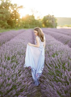 Photography : Greg Finck Read More on SMP: http://www.stylemepretty.com/2015/07/31/a-provence-engagement-session-in-fields-lavender/