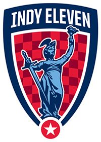 Indy 11 is Indiana's new professional soccer team! I went to see them play yesterday in Indianapolis. I got pictures and autographs with them too. They're really awesome! Rugby, North American Soccer League, American Football, Canada Soccer, Soccer Logo, Sports Team Logos, Professional Soccer, Indie, Brand Design