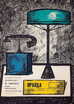 Jan Lenica, Pravda, 1958