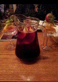 Berry Sangria - Olive Garden