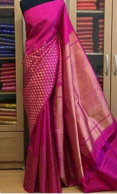 Do you want to find out about quality Latest Elegant Indian Sari including items such as Elegant Saree also Latest Elegant Sari Blouse if so then CLICK VISIT link above for more info Saree Draping Styles, Saree Styles, Indian Attire, Indian Ethnic Wear, Traditional Sarees, Traditional Outfits, Indian Dresses, Indian Outfits, Indian Clothes