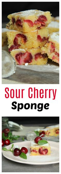 One of the most popular comfort food in Hungary. These sour cherry sponges are literally the easiest recipe, simple but so delicious.