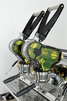 espresso machine concept designed by la marzocco offers maximum pressure control Espresso Coffee Machine, Cappuccino Machine, Espresso Maker, Coffee Maker, Coffee Shops, Italian Espresso, Italian Coffee, Coffee Blog, Coffee Art