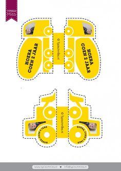 Traktatie wegwerkers printable