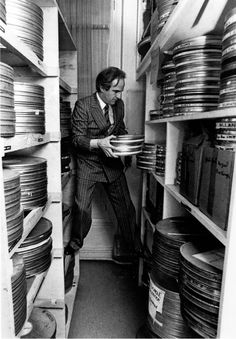 """The film of tomorrow will not be directed by civil servants of the camera, but by artists for whom shooting a film constitutes a wonderful and thrilling adventure."" —FRANÇOIS TRUFFAUT (1932-1984), French film director, screenwriter, producer, actor, and film critic."