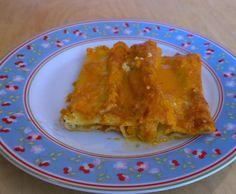 Rezept Bärlauch Cannelloni von marie-luzie - Rezept der Kategorie sonstige Hauptgerichte