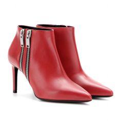 mytheresa.com - Ankleboots Paris aus Leder - Stiefel & Stiefeletten - Schuhe - Sale - Luxury Fashion for Women / Designer clothing, shoes, b...