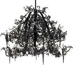 #inkedmag #chandelier #style #Decor