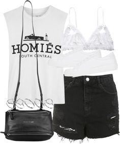 Black Jean Shorts, Clothing Blogs, Stretch Lace, Lace Bra, Shoulder Handbags, Asos, Topshop