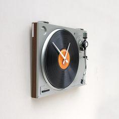 nostalgicos1 - Relojes diferentes para un nuevo look a tu hogar