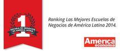 EGADE Business School del Tecnológico de Monterrey consolida su posición líder en América Latina, de acuerdo al Ranking MBA 2014 de la revista América Economía, que ubica la Escuela en el lugar #1 entre 40 escuelas de esta región.