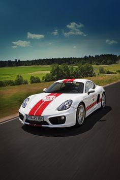 "500px / Photo ""Porsche Cayman S"" by Konstantinos Sidiras"