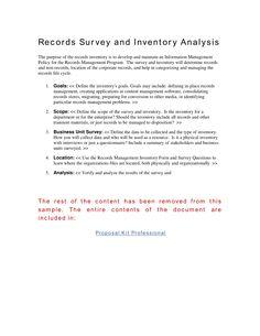 Records management file plan template hundreds of for Records management policy template