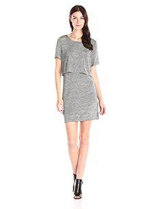 MINKPINK Women's Revolution Layered Tee Dress - http://darrenblogs.com/2015/12/minkpink-womens-revolution-layered-tee-dress/