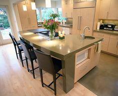 furniture marvelous modern kitchen design ideas with elegant multifunction granite top kitchen islands 972x789