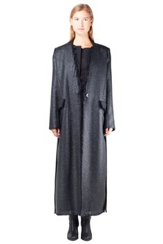 Keta Gutmane - Supershiny coat // AW15 // Shop at Sprmrkt Amsterdam