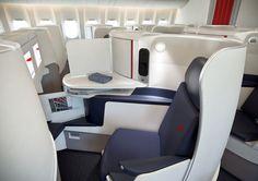 Photos, video: Air France's new Boeing 777 business class seats - Australian Business Traveller