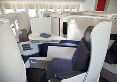 Photos, video: Air France's new Boeing 777 business class seats - Australian Business Traveller
