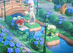Animal Crossing 3ds, Animal Crossing Amiibo Cards, Animal Crossing Wild World, Animal Crossing Villagers, Animal Crossing Qr Codes Clothes, Animal Games, My Animal, Ac New Leaf, Motifs Animal