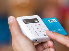 Leitora de Cartão - SumUp Top por 12 X R$ 19,90 / payleven por 12 X R$ 9,90