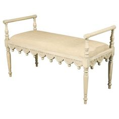 Check out this item at One Kings Lane! Isabelle Bench