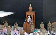 اخبار اليمن اليوم : خطيب الجمعة في المسجد الحرام: الحوثيون يعبثون بمقدساتنا كما اليهود