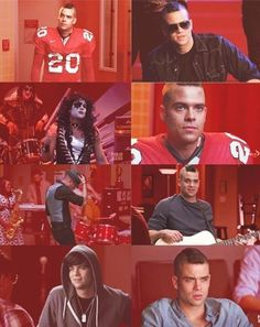 Noah Puckerman Mark Salling, Slytherin, Noah Puckerman, Glee Club, Dianna Agron, Cory Monteith, Rocky Horror, Still Love You, Awesome Things