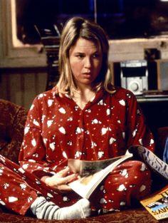 les stars en pyjama bridget jones