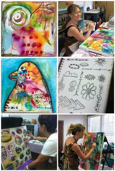 """Every Life Has a Story!"" - {Roben-Marie Smith} - A Paint Mojo Weekend..."