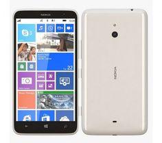 "Smartphone Nokia Lumia 1320 / Branco / 8 Gb / Windows Phone 8 / 4g / Tela 6"" / 5 Mp - Lumia 1320 Branco. Telefonia - Celulares | Girafa.com"