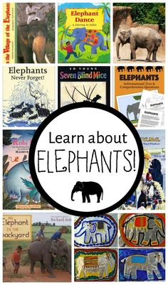 Asian Elephants Lessons Books Kids- Kid World Citizen