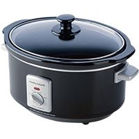 Tip 10 gives guidelines of how to adjust cooking times for recipes when using the slow cooker.