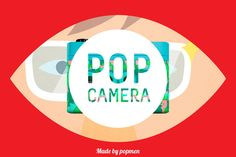 Pop Camera $1.99 #iPhoneography