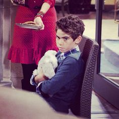 Love this kid so much :) Cameron Boyce, Cute Disney, Disney Boys, Disney Channel Stars, Child Actors, Marvel Funny, Rest In Peace, Jessie, Photo S
