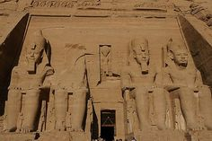 Egypt | Abu Simbel