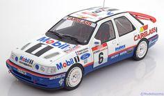 Ford Sierra Cosworth 4x4, Rally Tour de Corse, No.6, Grataloup/Delecour. Otto Mobile, 1/18, No.OT191, Limited  Edition 2000 pcs. 100 EUR